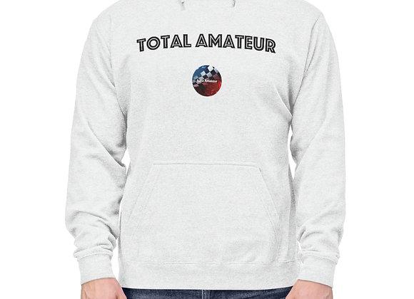 'Total Amateur' Lightweight Hoodie