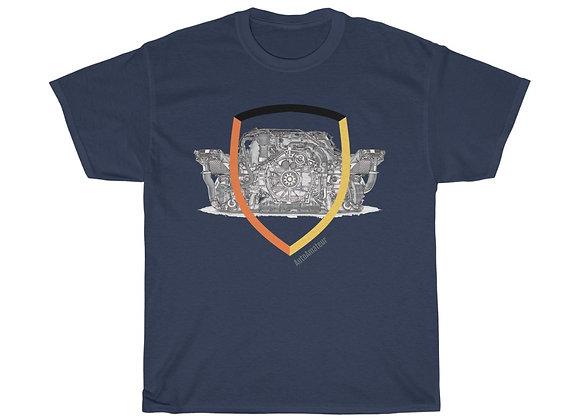 AutoAmateur 'Engine' T-Shirt (Design on front)