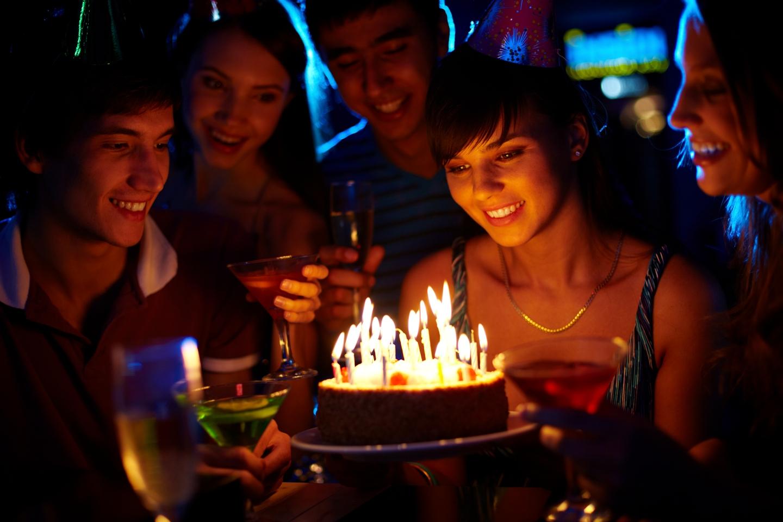 день рождения в парк-отеле Fenix