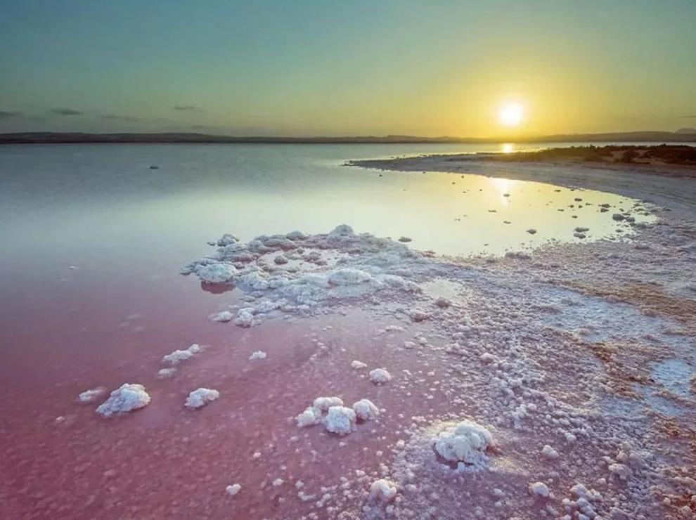 Минеральная целебная соль - гордость рег