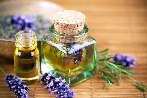 Божественный эликсир: Масло оливы натуральное с травами и минералами, 100 мл.