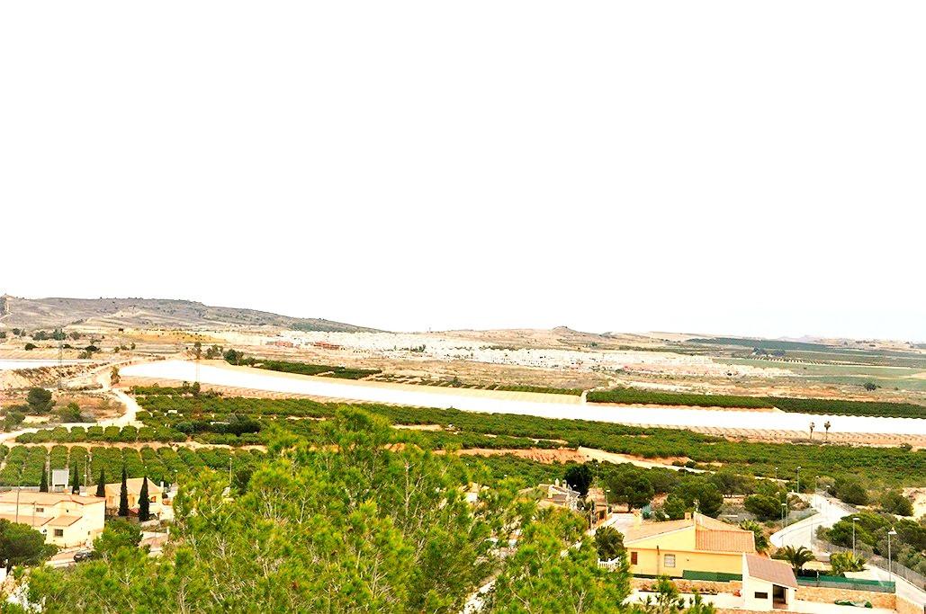 Вид со смотровой площадки на регион