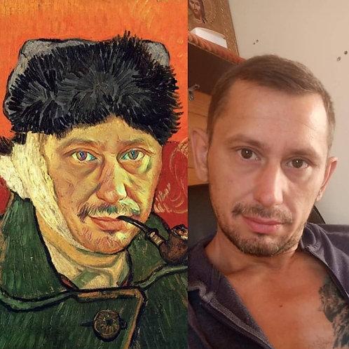Стайл Ван Гог