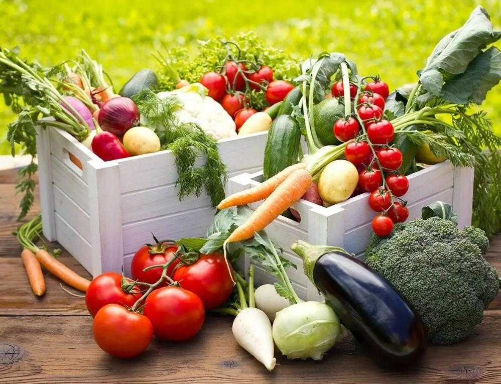 Фермерские продукты в парк-отеле Fenix