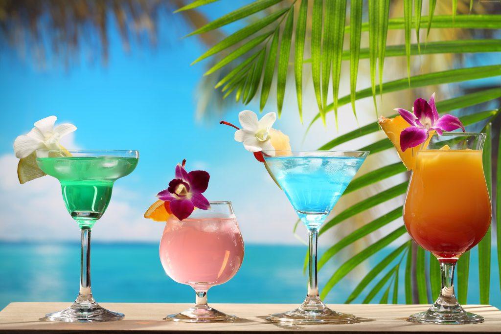 Безалкогольные коктейли в Fenix