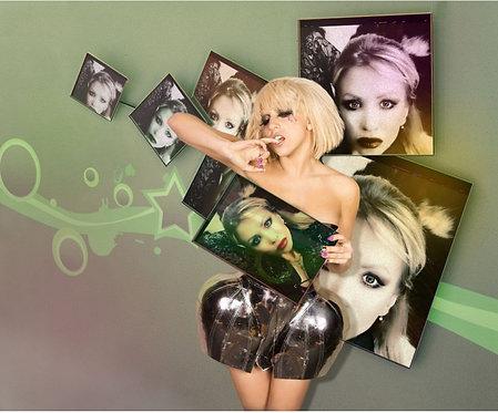 Кадр Леди Гага