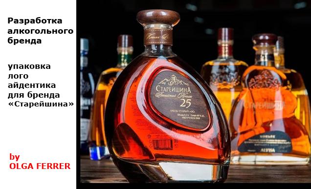 разработка алкогольного бренда
