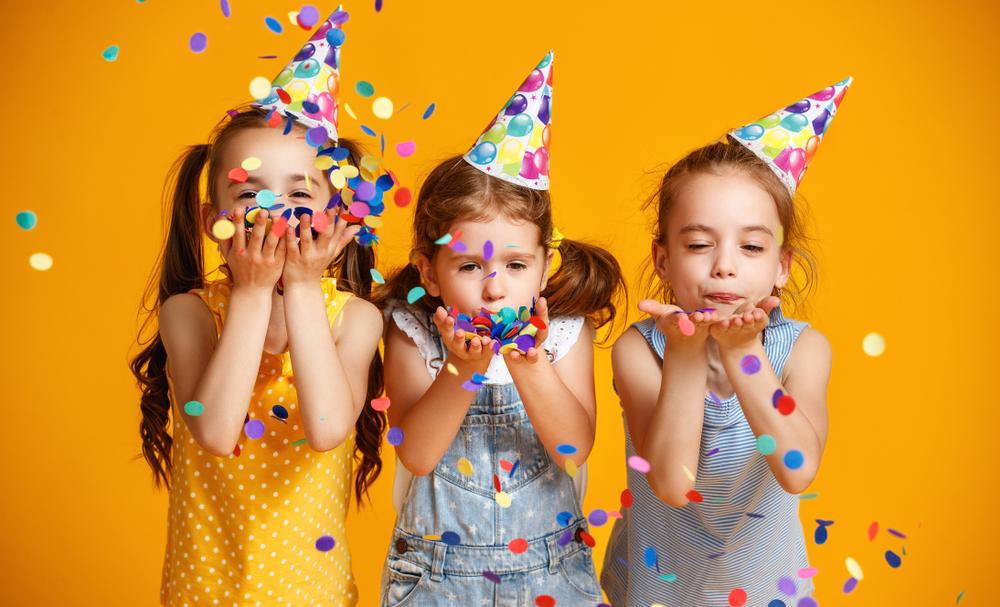 детские праздники в курорте Fenix