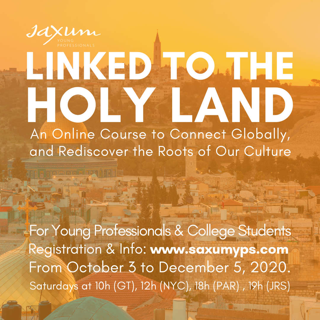 Linked to the Holy Land 1