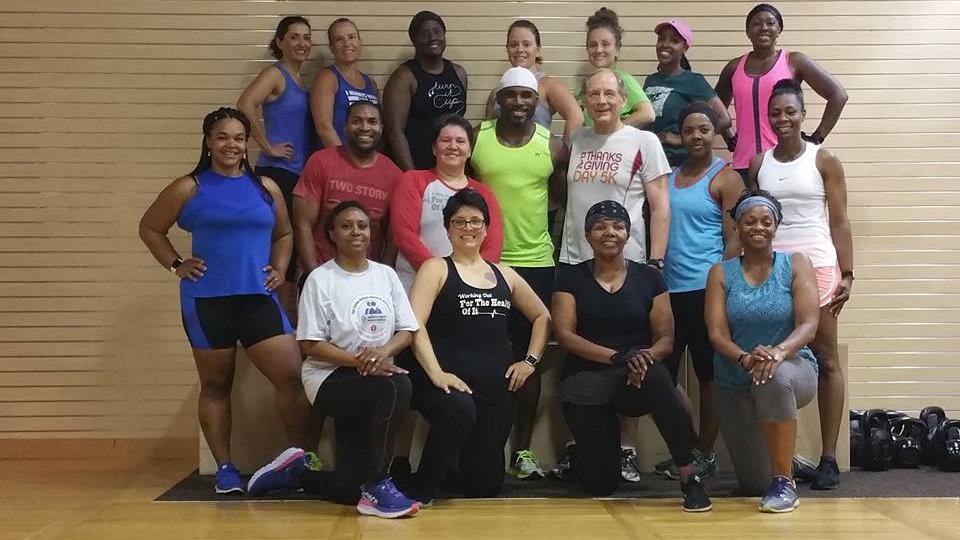 1 Month Group Training (5 Days Per Week)