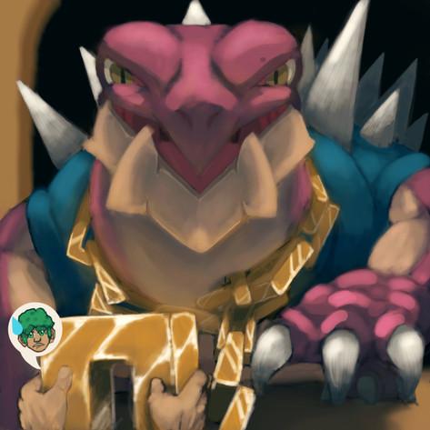 Character Quest 2019 (week 2) Spike