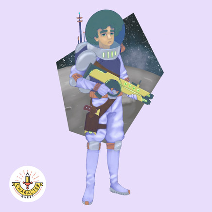Character Quest 2019 (week 5) Adventurer