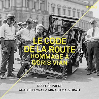 MU-038 Le Code de la route, Boris Vian (