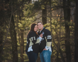 Brenda & Jon {Pittsburgh Engagement Session}
