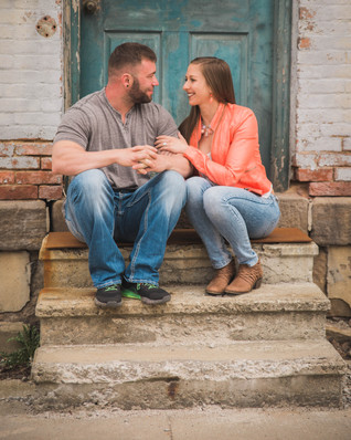 Chelsea & Donovan {Somerset Pennsylvania Engagement Session}