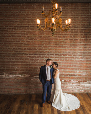 Mr. & Mrs. Schmitt { A Slate Pittsburgh Wedding}