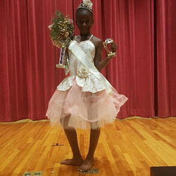 Congrats to our new Miss DTC Acori Thompson!!!!!!!