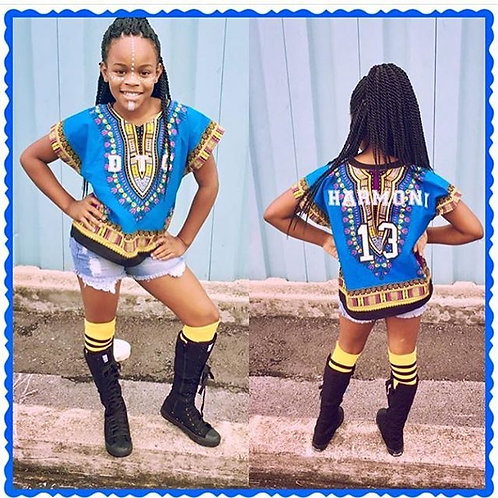 DTC Dashiki (Toddler Program)