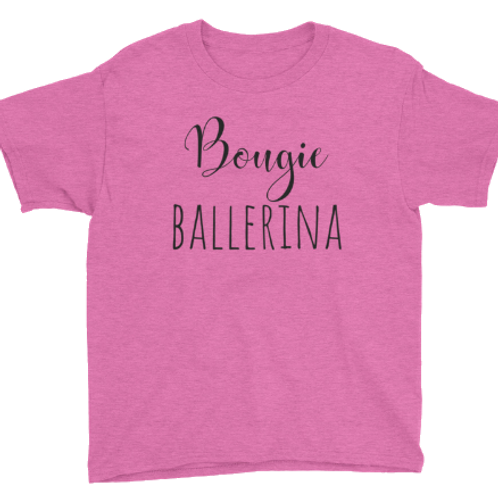 Bougie Ballerina