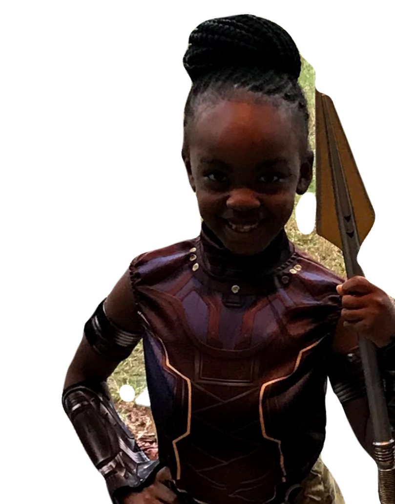 Wakanda Warrior Party