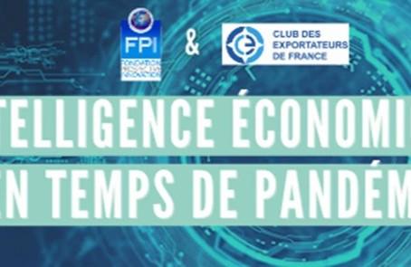 L'Intelligence Economique en temps de pandémie