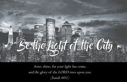 Be the light of the city (Banner)-1