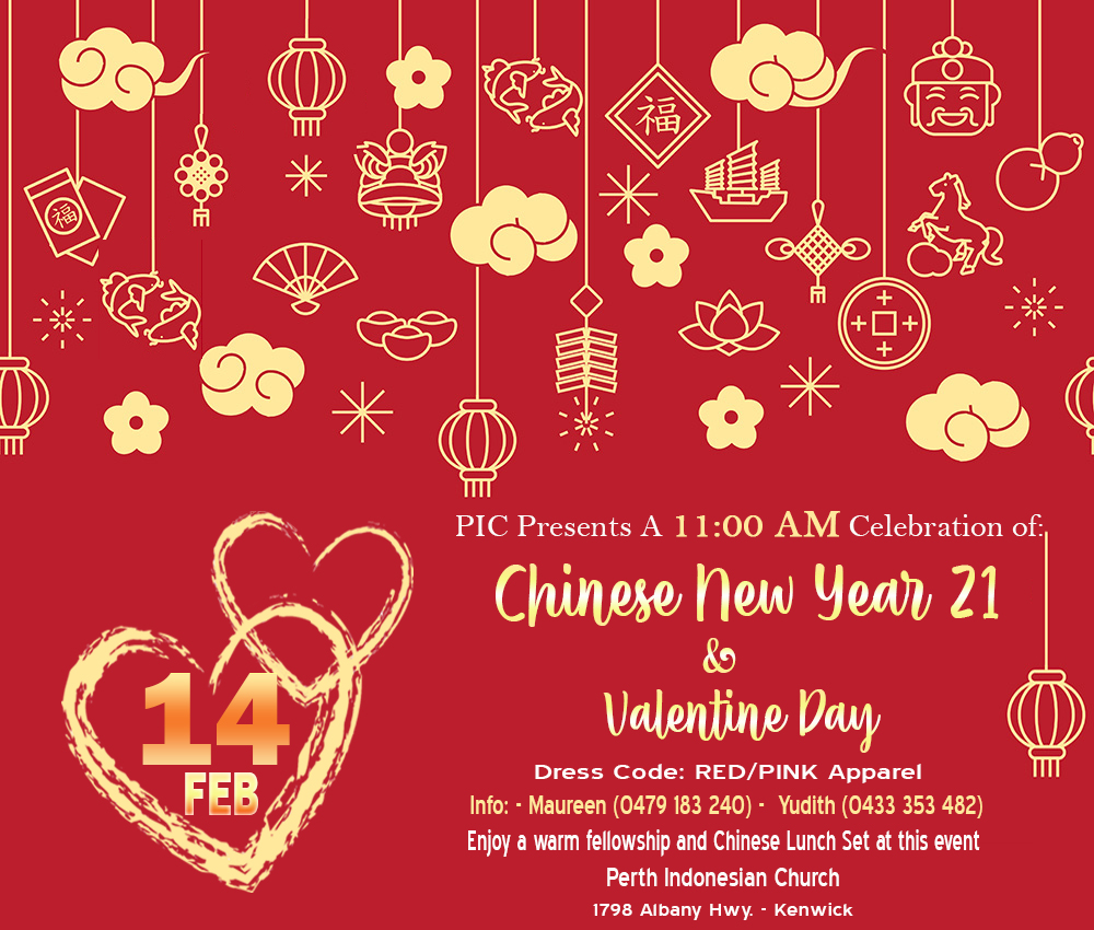 Chinese New Year 2021(latest)