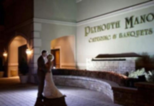 Wedding Plymouth Manor