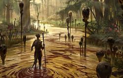 Alien Swamp