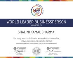 WORLD BUSINESSPERSON