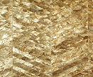 FORMULA ONE FURNICHE PRODUCTS partition & tiles -gold leaf