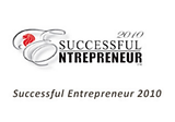 FORMULA ONE FURNICHE Pte Ltd was voted the most successful entrepreneural company of 2010 and received the top tier Platinum Category Successful Entrepreneur Award of 2010