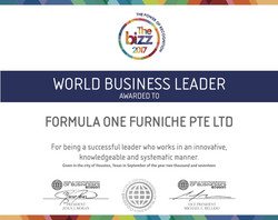 WORLD BUSINESS LEADER