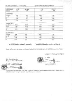 tarif location mobiliers et salle2