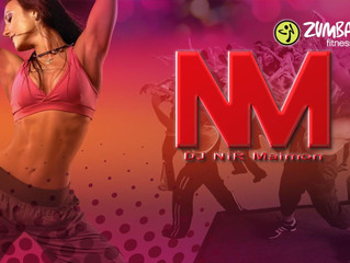 ZUMBA® FITNESS MUSIC & SONGS 2016 Mix DANCE WORKOUT Vol 96 DJ NiR Maimon
