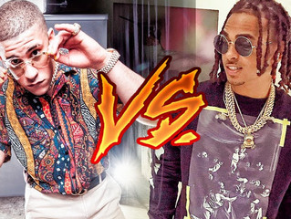 Ozuna VS Bad Bunny TRAP Y REGGAETON MIX 2017 2018 (Grandes Exitos)