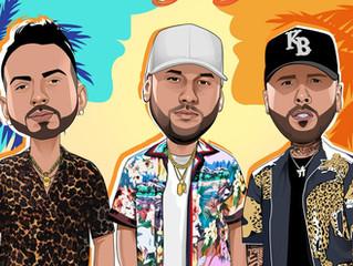 Reggaeton Mix 2018 Lo Mas Nuevo Ozuna, Nicky Jam, J Balvin, Maluma, Wisin, Bad Bunny, Daddy Yankee V