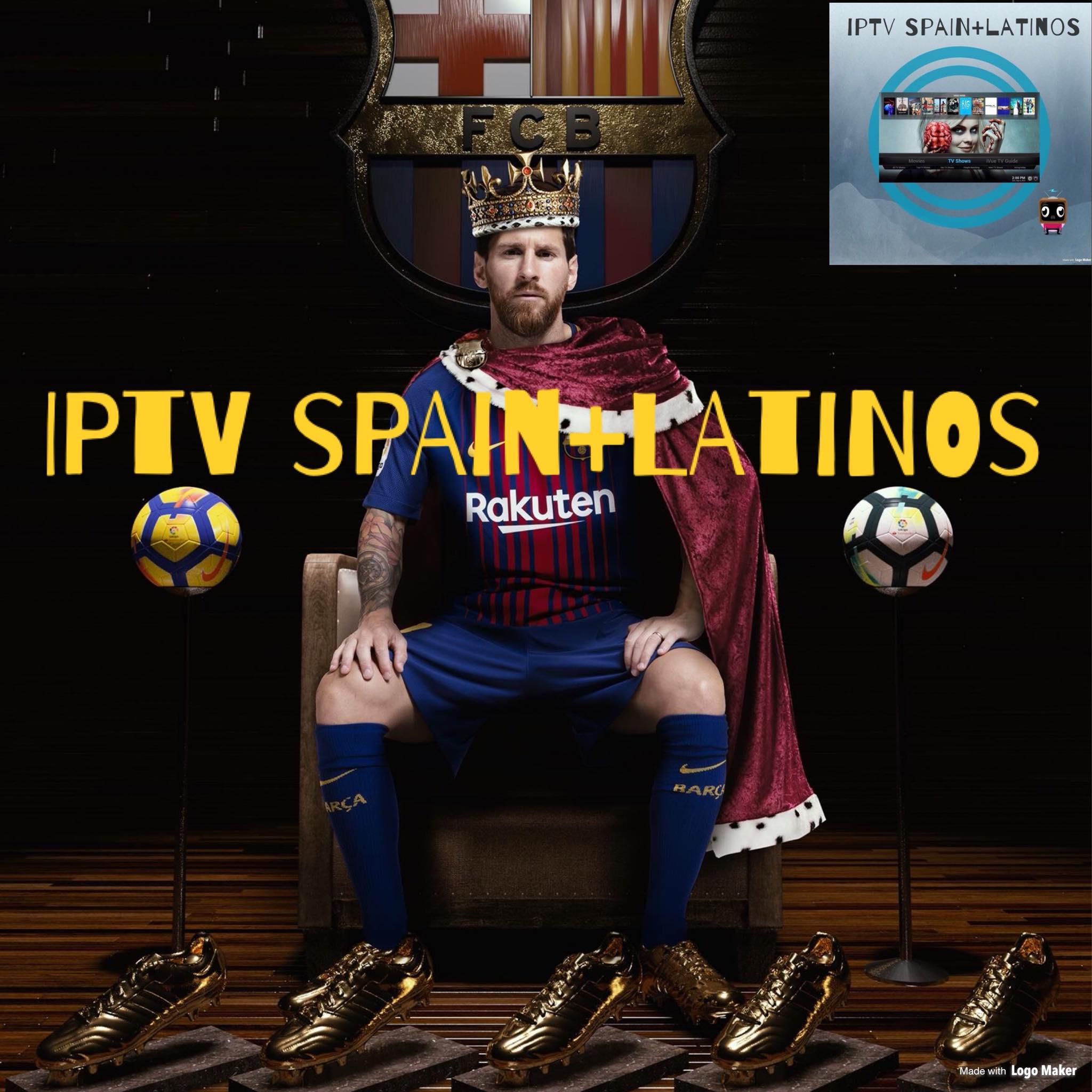 SPAIN+LATINOS FULL HD RESELLER 120 CREDITS | VIP-IPTVSPAINLATINOS