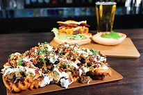 Buy-One-Get-One Free on all bar snacks (excludes the Graduate Platter). $6 drinks specials, $2 off House cocktails & $38 Beer Towers. Happy Hour discounts not available during Holidays or special events.