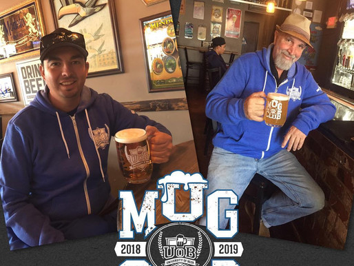 Mug Club 2018-2019 on Sale Now!