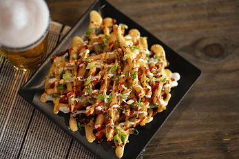 Asian Style Fries
