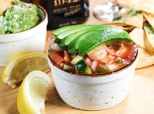 Ceviche & Guacamole