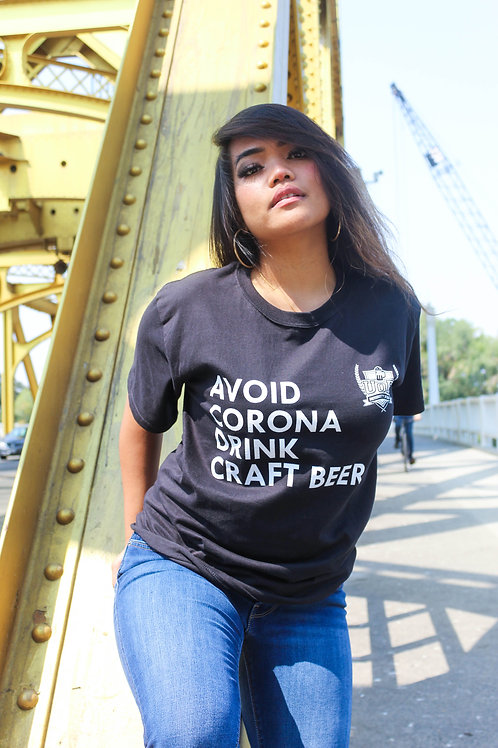 Avoid Corona Drink Craft Beer Shirt