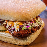 Nashville Chicken Sandwich