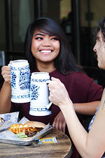 Become a Mug Club memeber and enjoy perks such as $5 OFF beers, 50% OFF flights, a 50% beer upgrade and more!