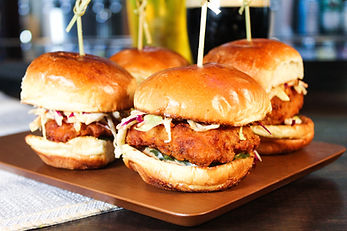 Nashville Chicken Sliders