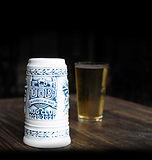 Mug Club Mug and a Beer