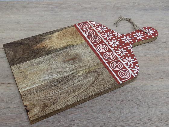 houten snijplank