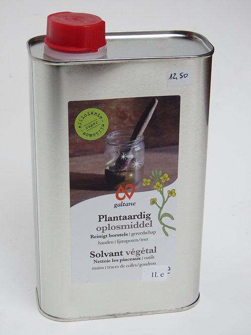 Plataardig oplosmiddel - alternatief white spirit