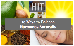 10 Ways to Balance Your Hormones Naturally